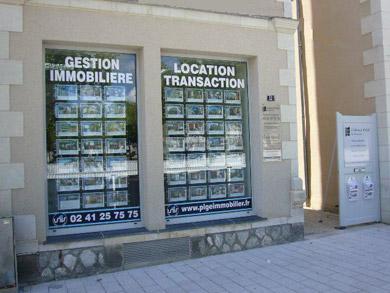 Agence Immobiliere Cabinet Pige Associes A Angers Location Appartement Appartement Etudiant Logement Location Maison Notre Equipe