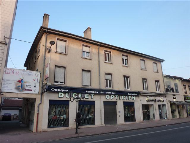 Appartement en Location à Lyon / 2 pièces 46m2