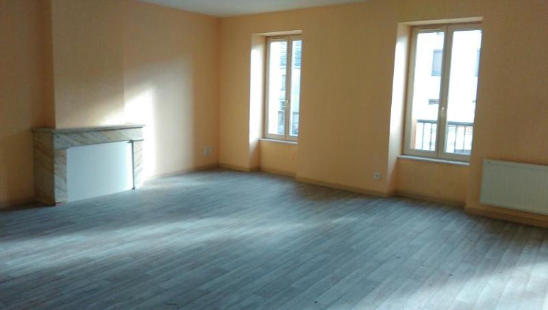 Appartement rénové en Location à St-bonnet-le-chateau / 3 pièces 64m2